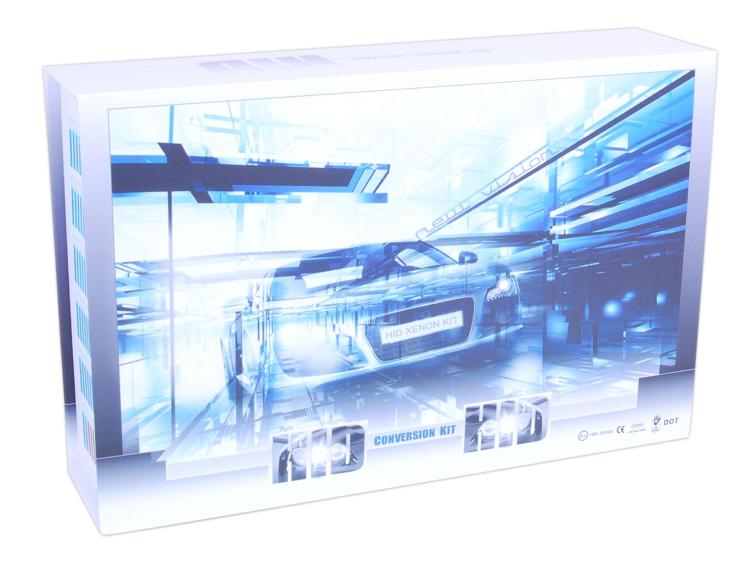 Xenonkit Snabbstart 55W H7 6000K J Spec Sweden AB