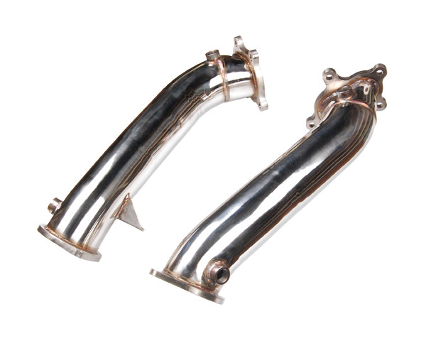 Torque Rostfria Downpipes R35 GT-R