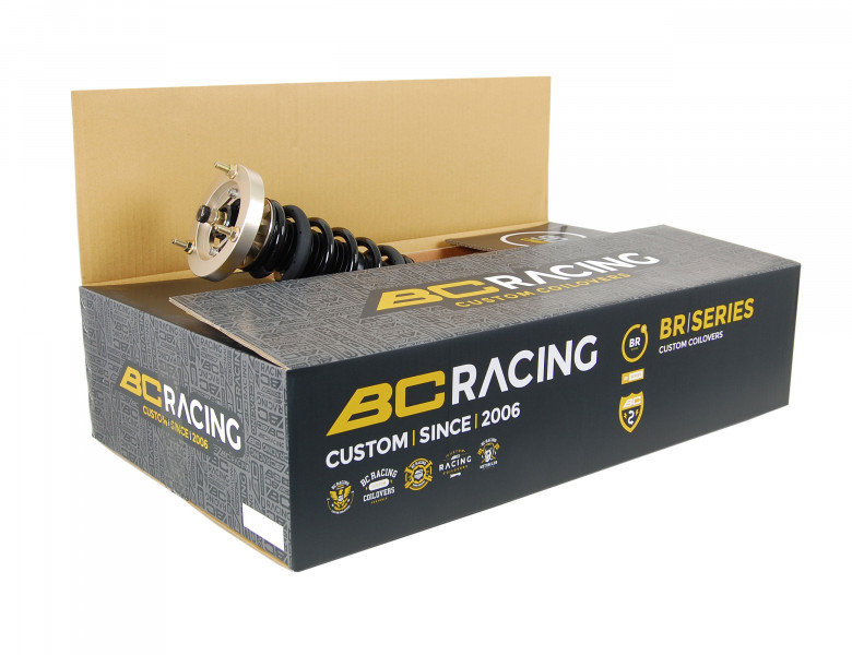 BC Racing BR (RS) Coilovers - MERCEDES W211/S211 E-CLASS KOMBI (2003-2009)