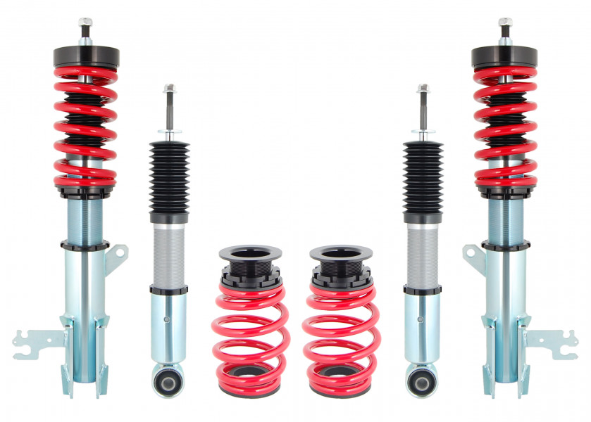 J-Spec.se V2 Coilovers - Saab 9-3 (2003-2012)