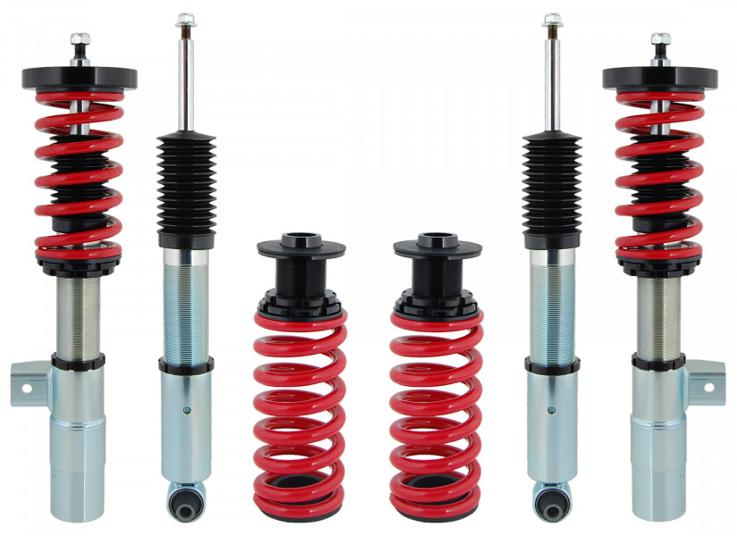 J-Spec.se V2 Coilovers - BMW F32, F33, F36 (4-Serie)